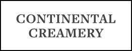 Continental Creamery brand logo