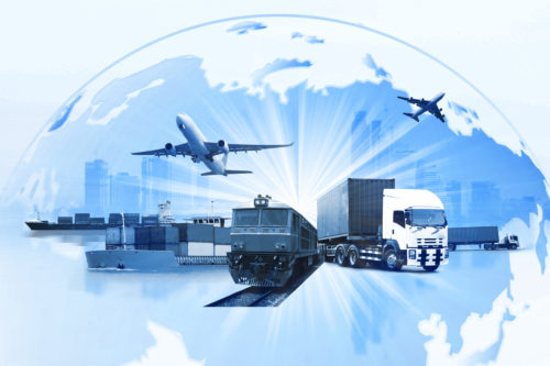 Transportation, import-export and logistics